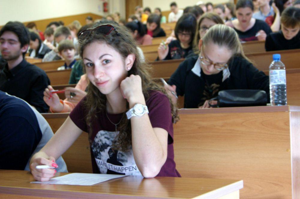 Проверить свою грамотность только в Ростове-на-Дону решили более 700 человек.