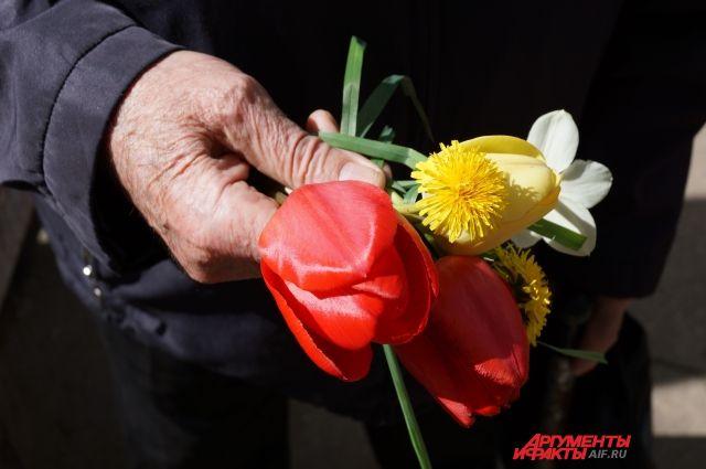 В День Победы ветераны будут ездить по области бесплатно.