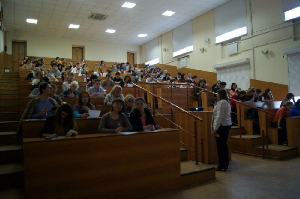 ДГТУ - одна из площадок написания «Тотального диктанта» в Ростове-на-Дону.
