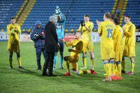 Матч «Ростов» - «Торпедо» завершился победой хозяев 1:0 и признанием в любви.