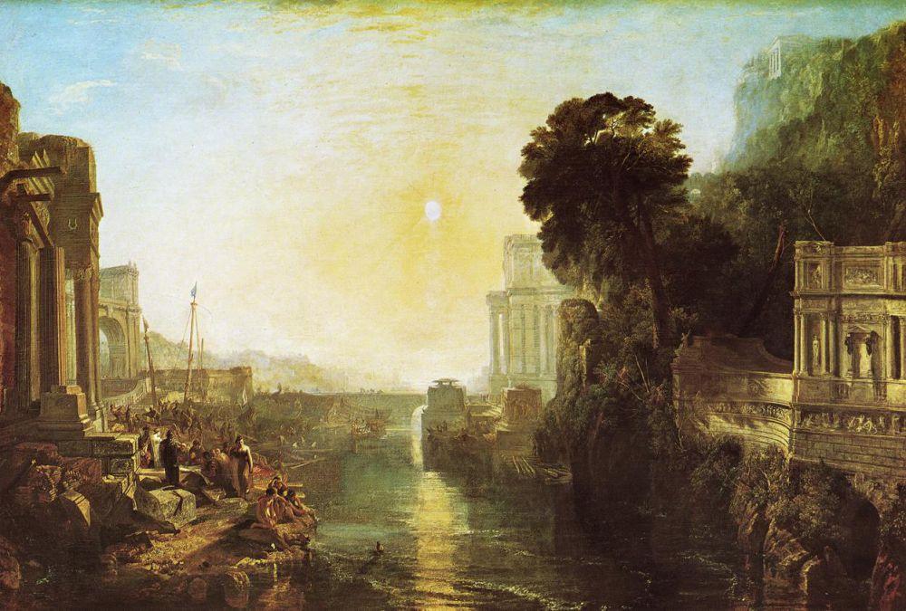 Современники говорили о Тернере как о втором Рембранте. В начале XIX века он обрел широкую популярность и стал самым молодым художником, удостоившимся звания королевского академика.