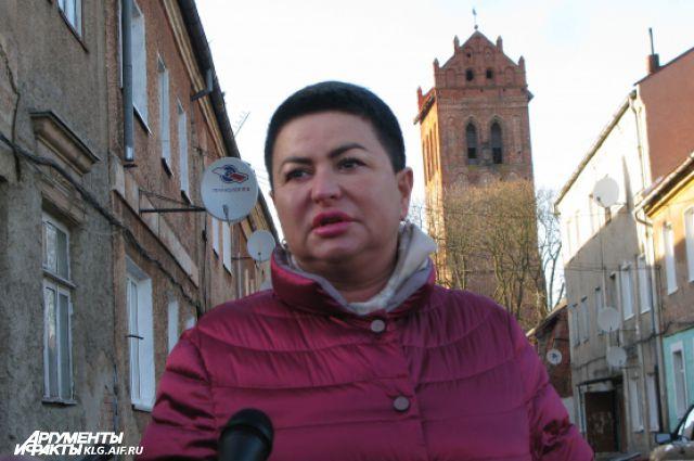 Лариса Копцева была назначена руководителем Службы в декабре 2010 года.