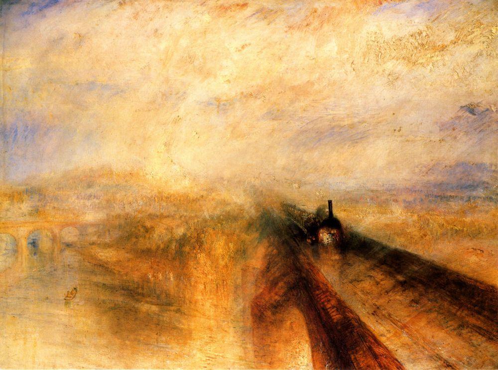 В 1830-1840-х годах все больше и больше критических выпадов появлялось в адрес Тернера: слишком абстрактными стали казаться публике работы художника. Королева Виктория отказала ему в титуле рыцаря.