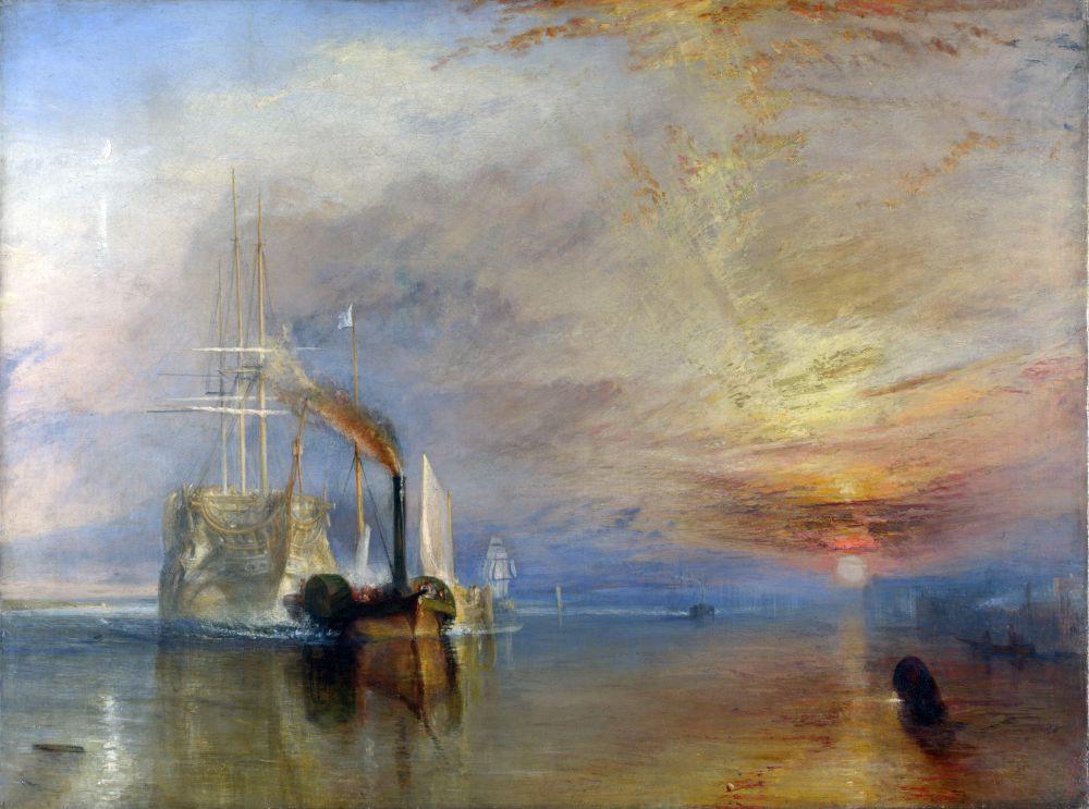Знаменитый теоретик искусства Джон Рескин встал на защиту мастера и назвал Тернера величайшим художником всех времен.