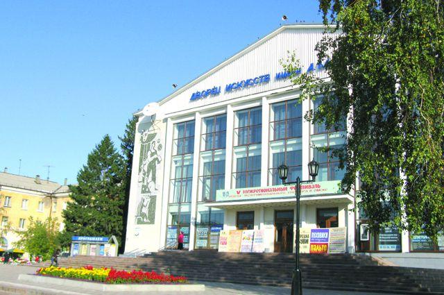 ДК имени Малунцева.