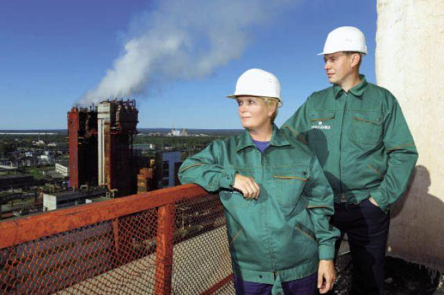 Коллективный договор на заводе - один из лучших в химической отрасли.