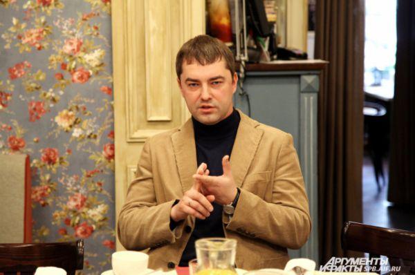 Алексей Баринов, ГК «Айдадом»