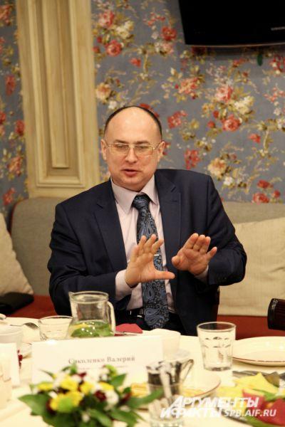 Валерий Соколенко, СК «Landkey»