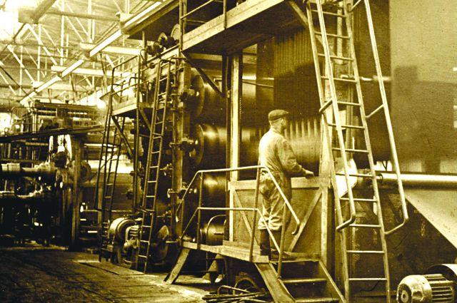Возраст на шинном заводе значения не имел.