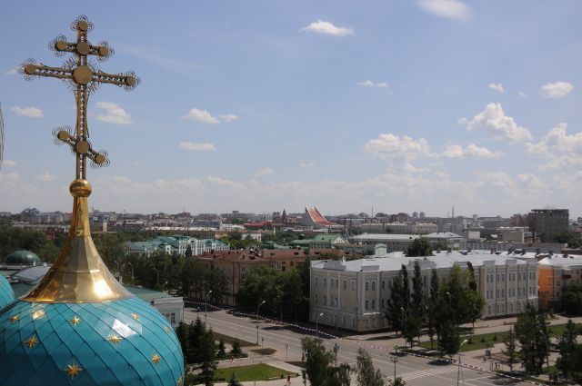 Омск станет «Городом трудовой славы».