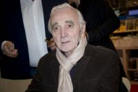 Шарль Азнавур.