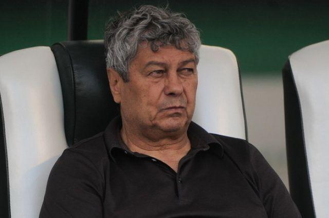 Мирча Луческу, главный тренер «Шахтера»