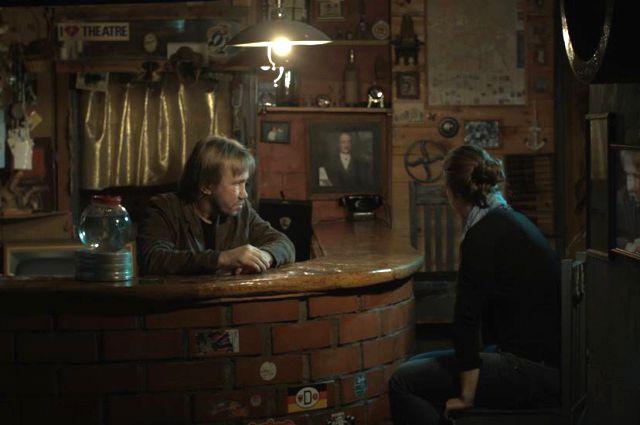 Кадр из фильма «Порыв».