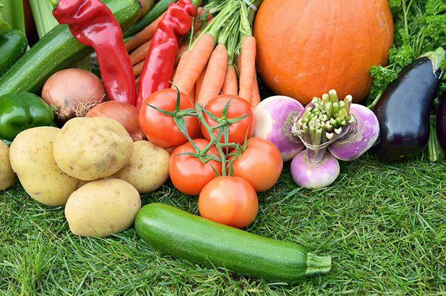 Часть овощей подорожала в Омской области.