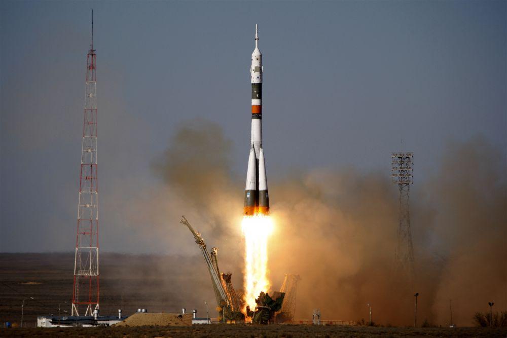 22 апреля. Ракета упала в Архангельской области практически сразу после старта с космодрома «Плесецк».