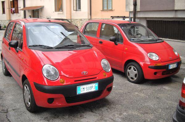 Лучшим автомобилем для города признан Uz-Daewoo Matiz.