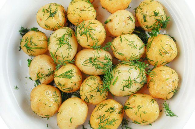 День варёного картофеля. 3 интересных блюда и полезные хитрости ...