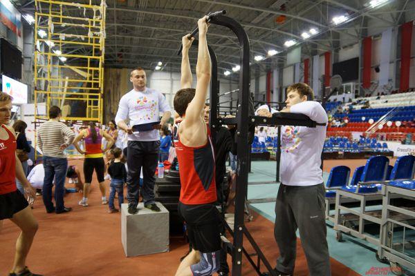 Стать участниками «Фитнес-Олимпиады» могли все желающие.