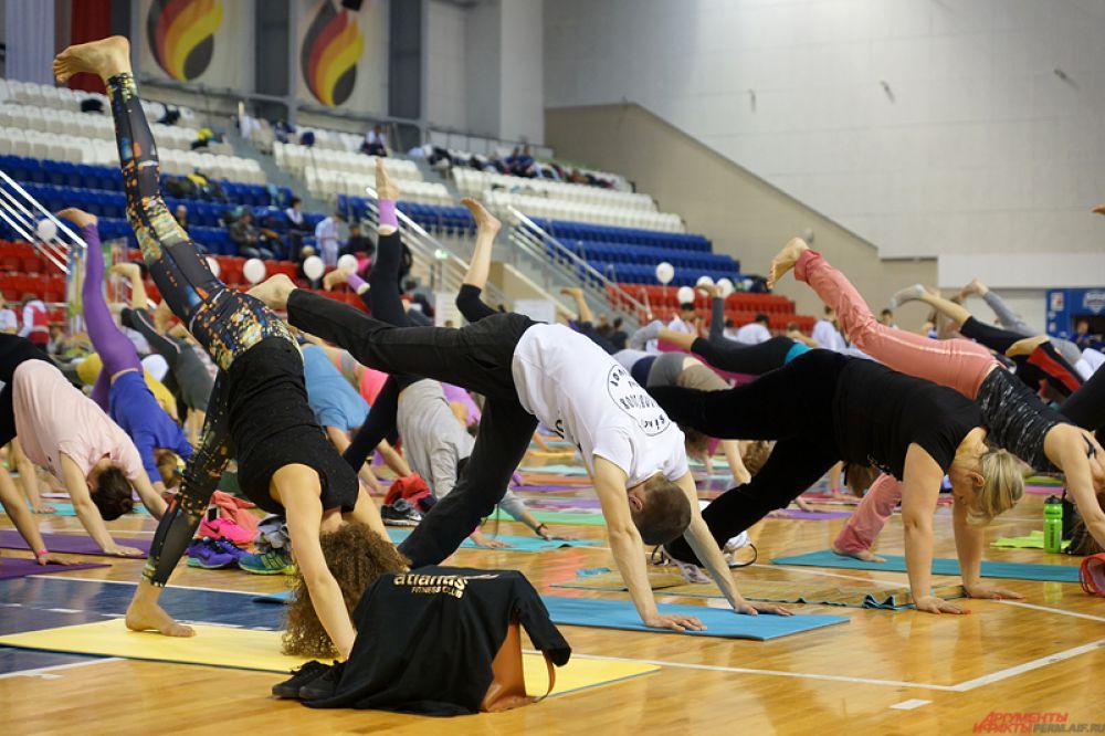 Главное массовое событие в индустрии фитнеса под названием «Фитнес-Олимпиада» впервые проходит на территории Пермского края.