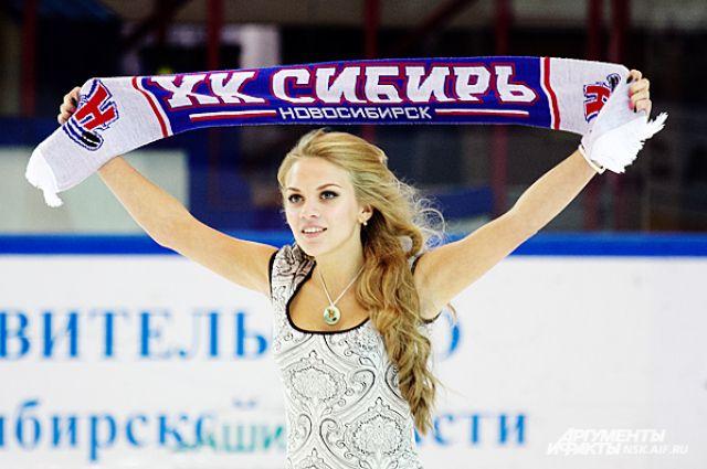 Хоккеистам «Сибири» вручили бронзовые медали
