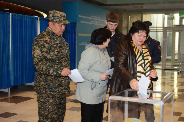 В Казахстане завершились президентские выборы | В мире | Политика | Аргументы и Факты
