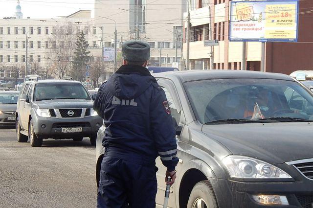 Госавтоинспекторы проведут очередной рейд на омских дорогах.