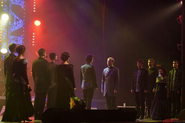 Концерты прошли в Большом зале филармонии.