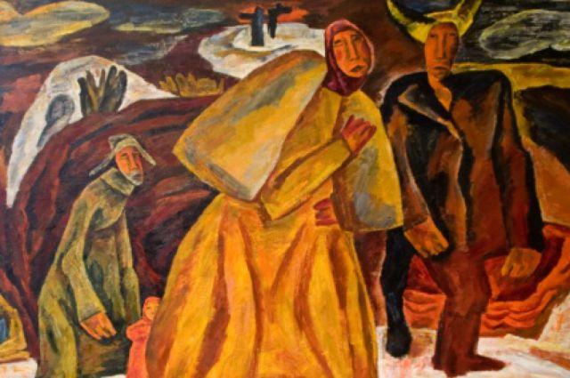 К юбилею Великой Победы в музее ИЗО Екатеринбурга откроют большую выставку