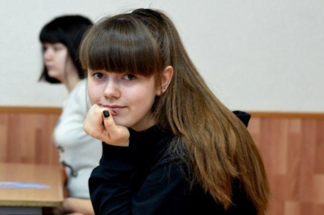 Даша Романова до болезни.