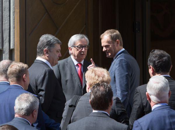 Саммит Украина-Евросоюз