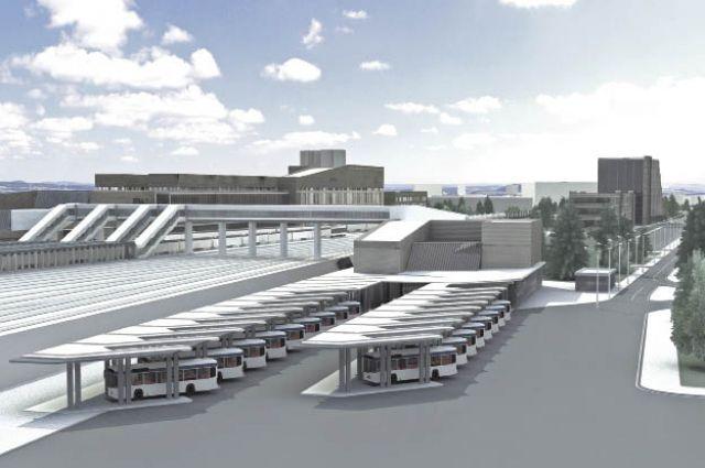 Более 200 тыс. кв. м капитальных объектов возведут во время реконструкции.