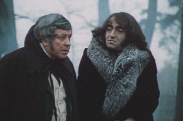 В 1982 году Банионис воплотил на киноэкране образ еще одного музыканта, итальянского композитора и скрипача Никколо Паганини.
