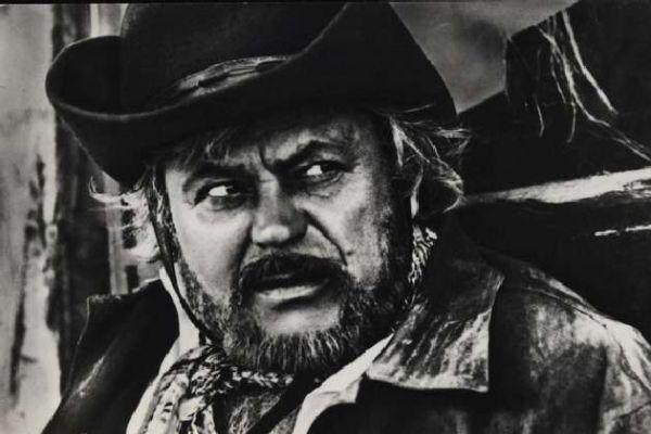 Образ Габриэля Конроя, работяги-старателя, попадающего в разные передряги, Банионис воплотил в фильме «Вооружен и очень опасен». Действие происходит в конце XIX века на Диком Западе: это советский вестерн, снятый режиссером Владимиром Вайнштоком в 1977 году.