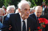 Герой Советского Союза Арнольд Мери.