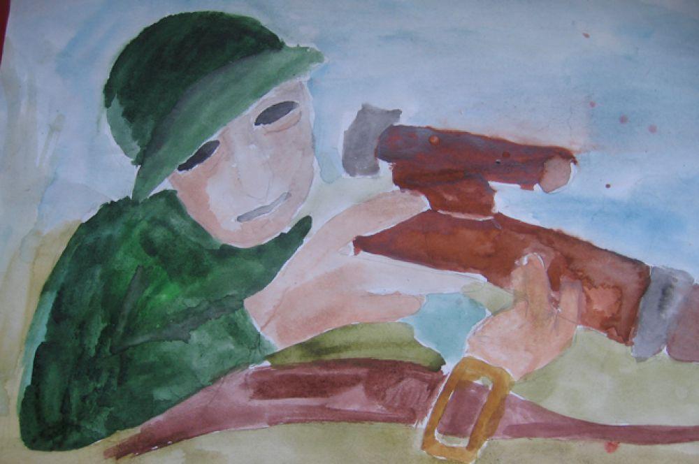 "Участник №87. Мещенкова Валерия, ""Снайпер"". Ангарск, гимназия №8, 6 класс."
