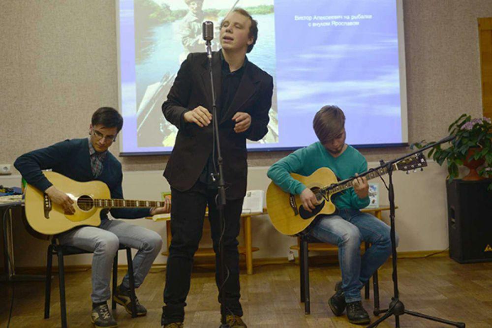 Камчатская рок-группа «Meteoras».