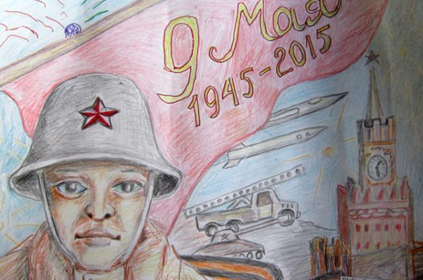 Участник №70. Шубин Денис, 9 лет.