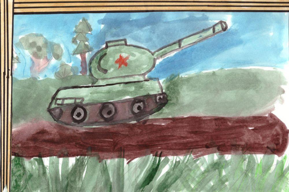 Участник №139, Петшик Александр, 5 лет