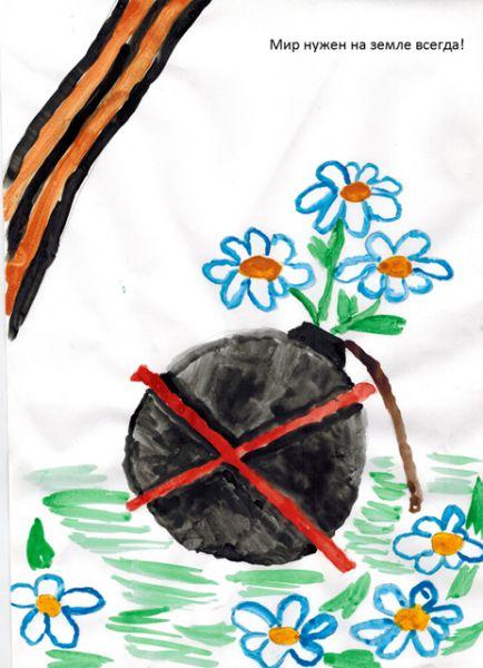Участник №144. Волков Вячеслав, 6 лет