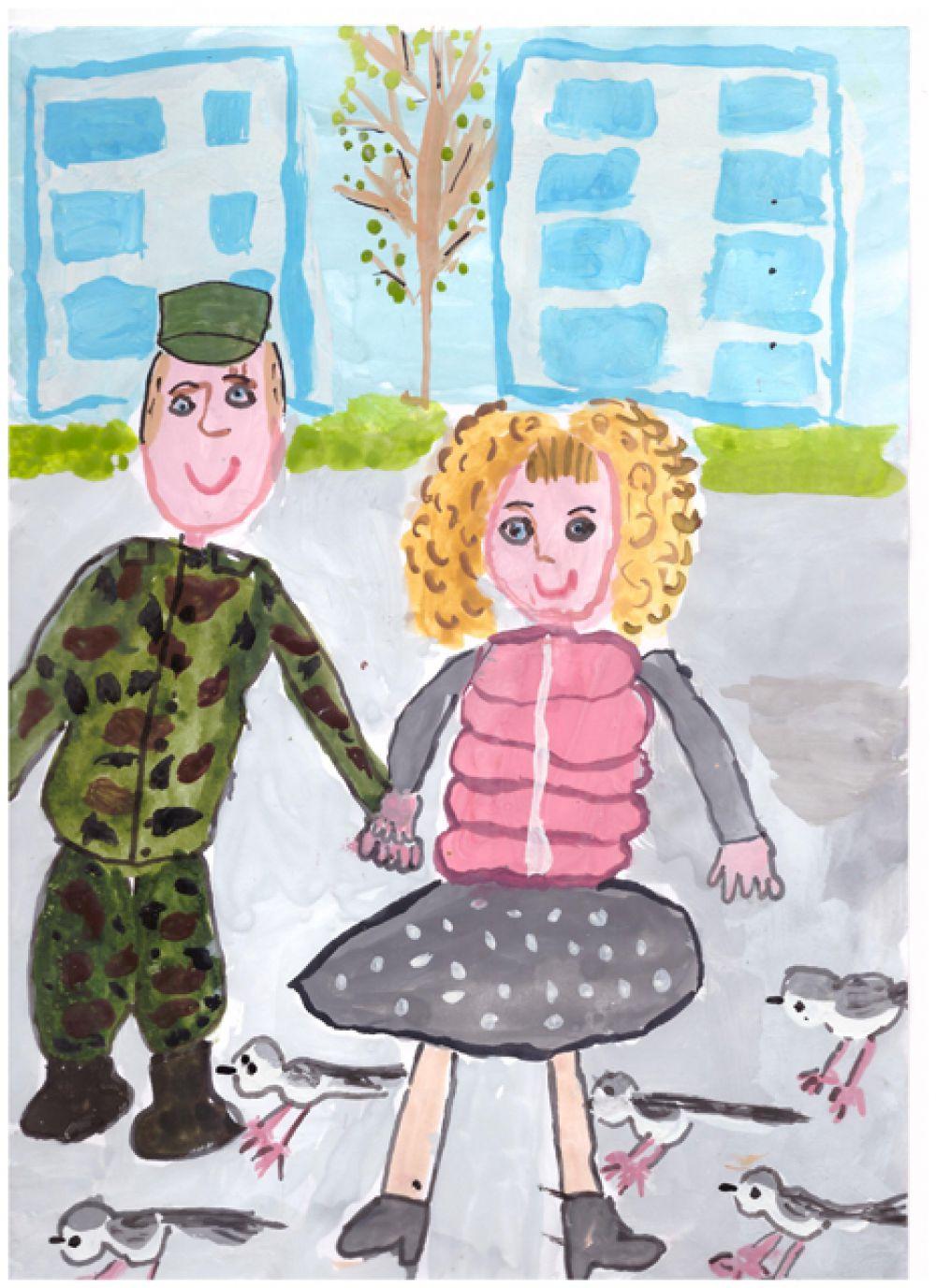 Участник №204. Вероника Емельянова, 6лет, детский сад №96