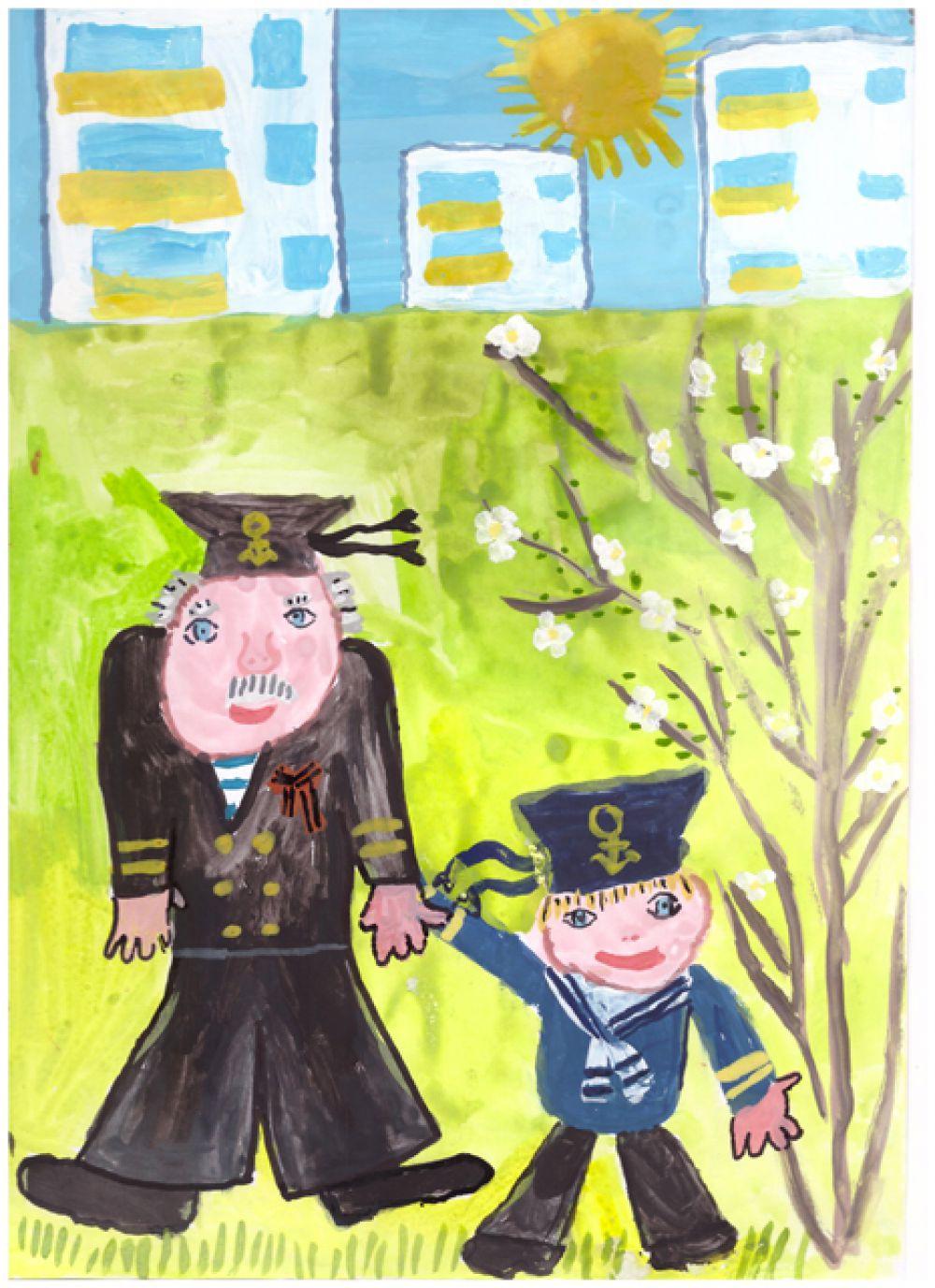 Участник №203. Кира Пиглицина, 6лет, детский сад №96