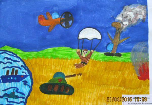 Участник №187. Казимирская Вероника, детский сад  №150