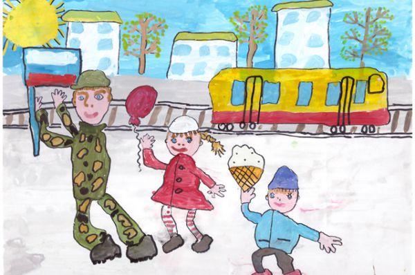 Участник №205. Егор Денисов, 6 лет, детский сад №96