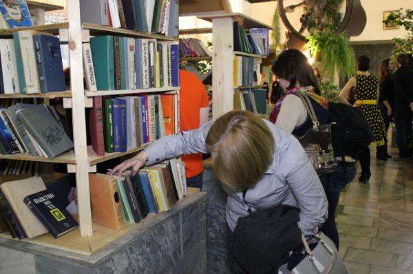 Ночь в Донской публичной библиотеке - возможность исследовать,..
