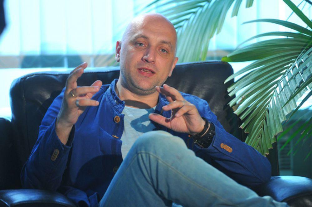 Захар Прилепин, писатель и общественный деятель, занял пятое место в рейтинге перспективных российских политиков.