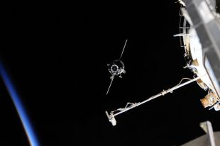 Стыковка «Прогресса» с МКС перенесена на неопределенный срок