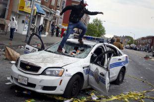 Дональд Трамп обвинил Обаму в беспорядках в Балтиморе