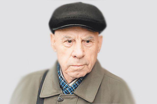 Николай Бакинов, ветеран войны, Петрозаводск