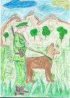 Участник №224. Фролова Полина, 6 лет.