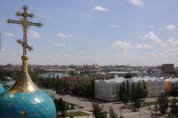 Омск активно помогал одержать победу в войне.